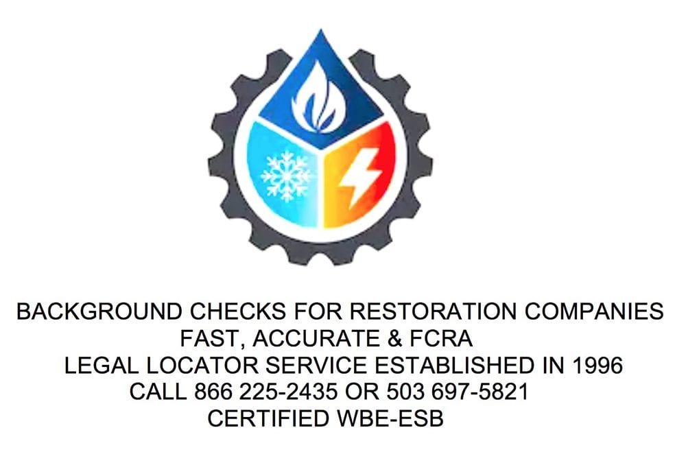 Background Checks for Restoration Companies | Certified WBE-ESB
