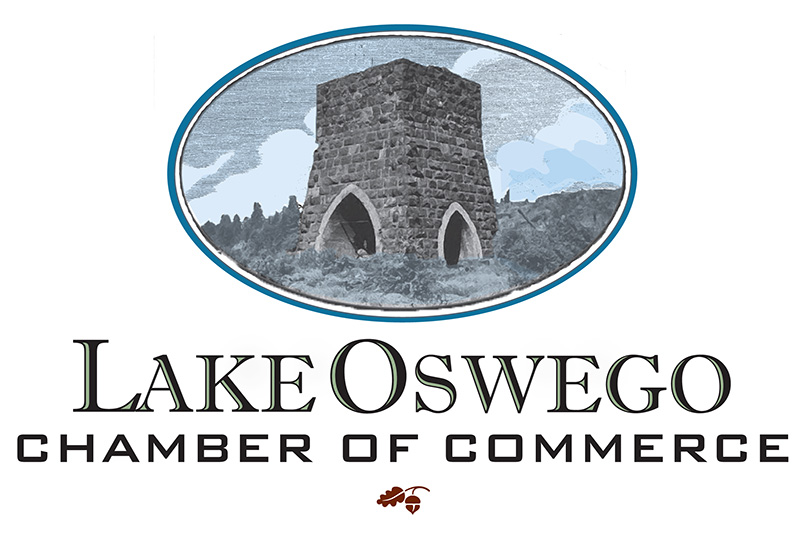 Lake Oswego Chamber of Commerce logo
