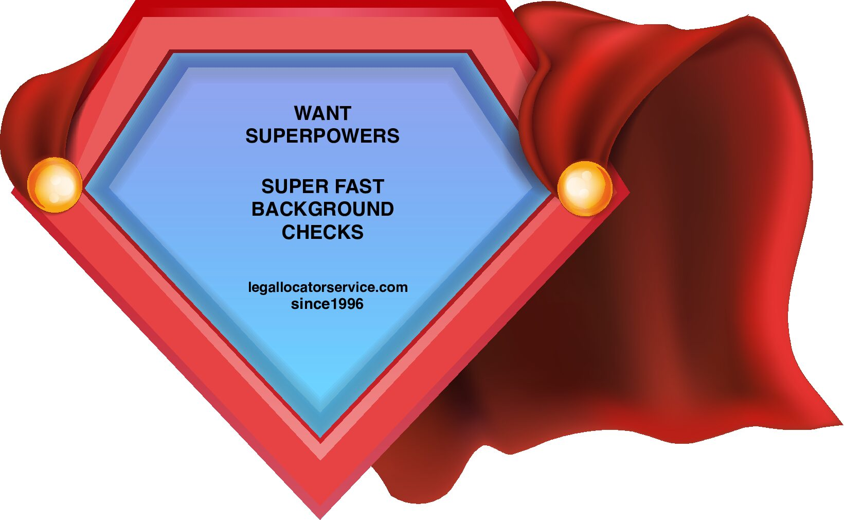 Want Background Check Superpowers
